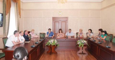 Совещание по взаимодействию Отделения Пенсионного Фонда РФ по КЧР с уполномоченными органами исполнительной власти в сфере социальной защиты населения