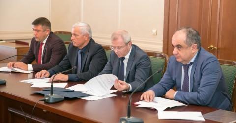 Совещание у Председателя Правительства Карачаево-Черкесской Республики