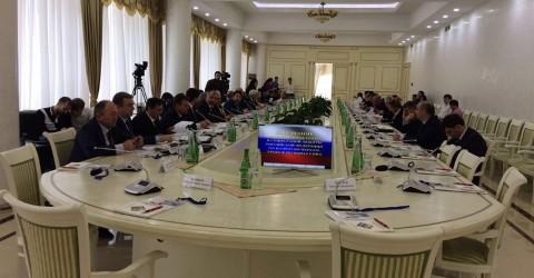 Совещание Министерства труда и социальной защиты Российской Федерации в г. Махачкала