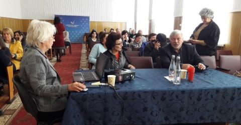 В Черкесске проходит курс повышения квалификации  по формированию доступной среды для инвалидов