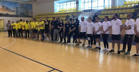 В Калмыкии прошел открытый чемпионат по волейболу среди инвалидов по слуху