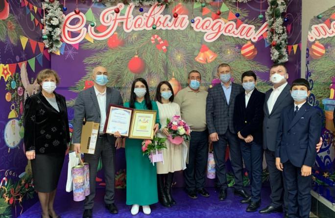В Карачаево-Черкесии чествовали участников конкурса «Семья года»