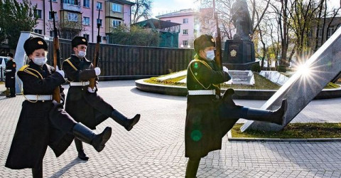 В Карачаево-Черкесии прошли мероприятия, посвященные Дню неизвестного солдата