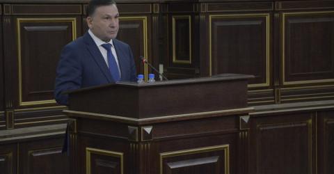 В Парламенте Карачаево-Черкесской Республики состоялось 15-ое пленарное заседание VI созыва