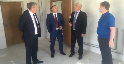 """В рамках нацпроекта """"Демография"""" в Карачаево-Черкесии планируется построить 3 объекта социального обслуживания"""