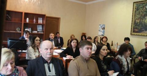 В рамках внедрения ЕГИССО проведено совещание с подведомственными учрежденими