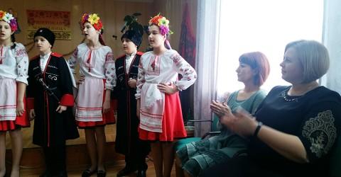 В РГБУ «Дом-интернат общего типа для престарелых и инвалидов» в г.Черкесске состоялись проводы масленицы