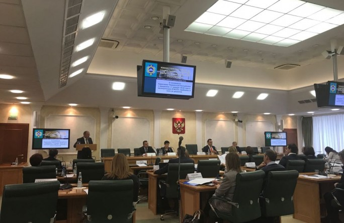 В Совете Федерации состоялись парламентские слушания