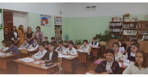 Воспитанники детского дома – интерната «Забота» продолжили обучение в  общеобразовательной организации