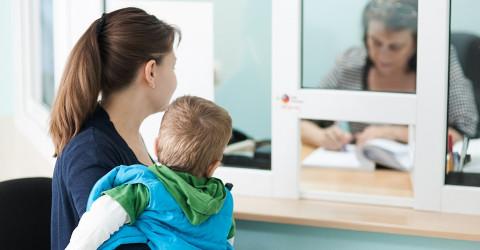 Выплаты семьям на детей в возрасте от трех до семи лет