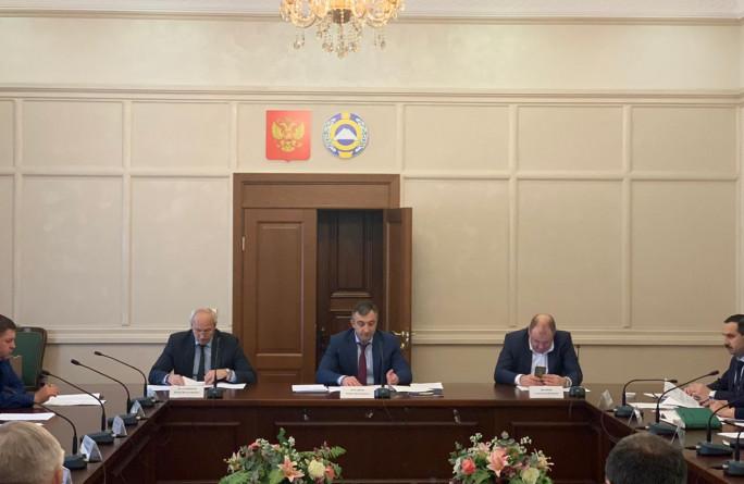 Заседание Антинаркотической комиссии КЧР
