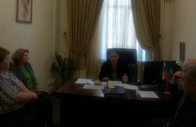 Заседание Комиссии Министерства труда и социального развития КЧР по противодействию коррупции
