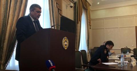 Заседание Комиссии по делам несовершеннолетних и защите их прав при Правительстве КЧР