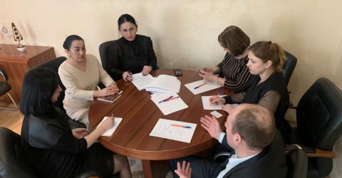 Заседание Комиссии по соблюдению требований к служебному поведению государственных гражданских служащих