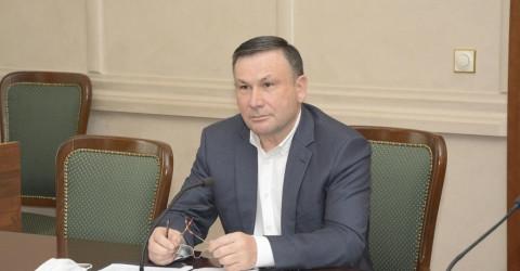 Заседание комитета по здравоохранению и социальной политике Народного Собрания КЧР.