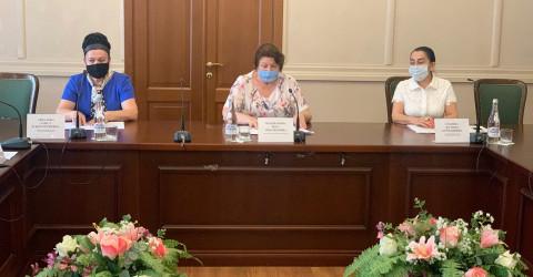Заседание Конкурсной комиссии на предоставление грантов