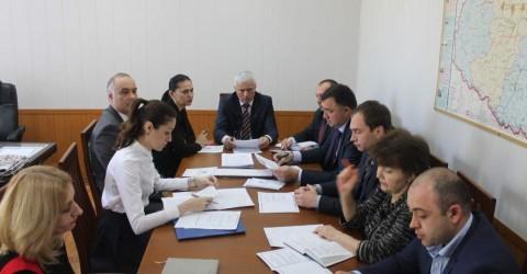Заседание  межведомственной комиссии по погашению задолженности по выплате заработной плате и легализации трудовых отношений при Правительстве Карачаево-Черкесской Республики
