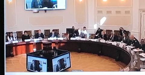Заседание Межведомственной комиссии по вопросам организации отдыха и оздоровления детей
