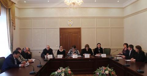 Заседание Общественного совета по независимой оценке качества оказания услуг организациями социального обслуживания