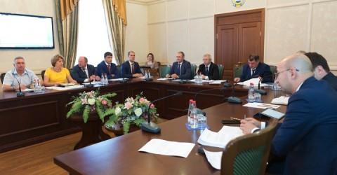 Заседание Правительства Карачаево-Черкесии провел премьер-министр региона Аслан Озов