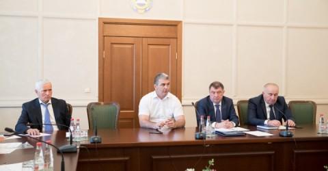 Заседание Правительства Карачаево-Черкесской Републики