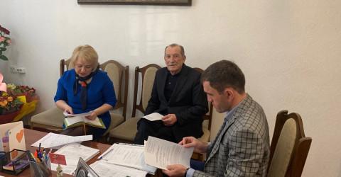 Заседание Рабочей группы по обеспечению жильем отдельных категорий граждан