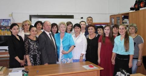 Завершились курсы второго этапа обучения русскому жестовому языку