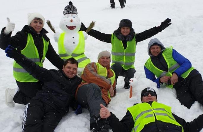 Завершился фестиваль спорта глухих «Снежный Домбай»